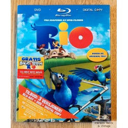 Rio - Blu-ray + DVD