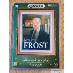 Detektiv Frost - Boks 12 - DVD