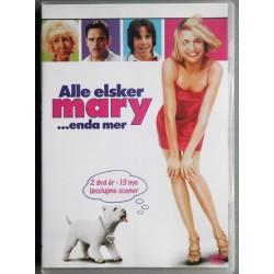 Alle elsker Mary...enda mer (DVD)