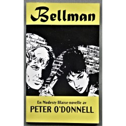 En Modesty Blaise novelle- Bellman