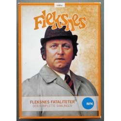 Fleksnes- Den komplette samlingen (DVD)
