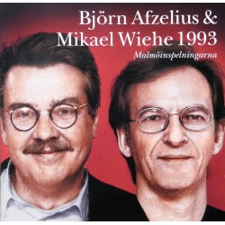 Björn Afzelius & Mikael Wiehe 1993 (CD)