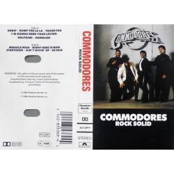 Commodores- Rock Solid