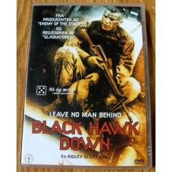 Black Hawk Down: Leave No Man Behind