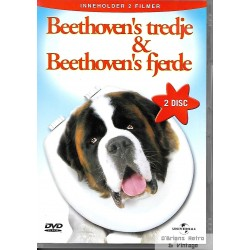 Bethoven's tredje & Bethoven's fjerde - DVD