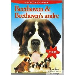Bethoven & Bethoven's andre - DVD