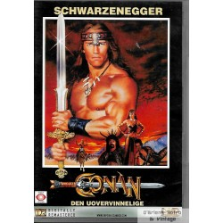 Conan - Den uovervinnelige - DVD
