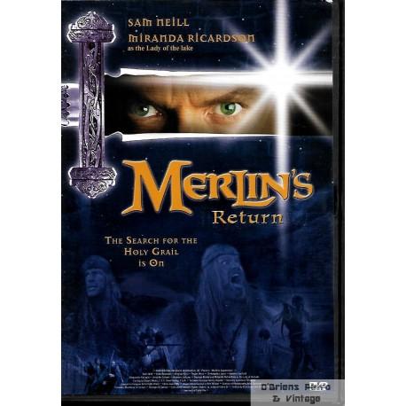 Merlin's Return - DVD