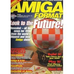 Amiga Format - 1998 - January - Look to the Future!