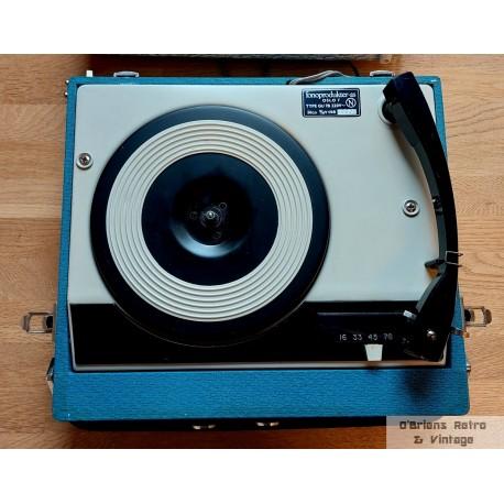 Combifon - GU 7B - Reisegrammafon i koffert - Platespiller