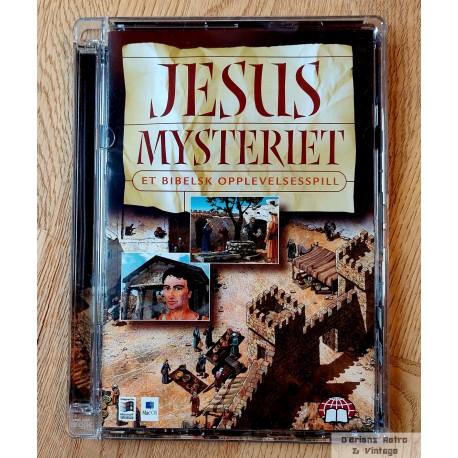 Jesusmysteriet - Et bibelsk opplevelsesspill (Det Norske Bibelselskap) - PC