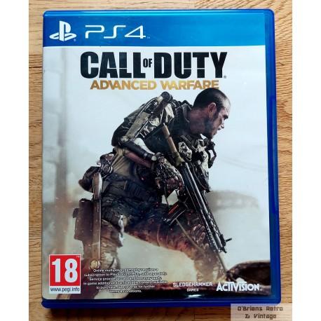 Playstation 4: Call of Duty - Advanced Warfare (Activision)
