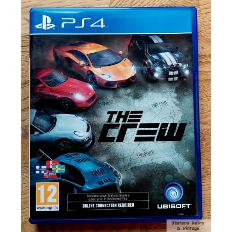 Playstation 4: The Crew (Ubisoft)