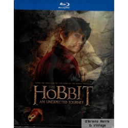 The Hobbit - An Unexpected Journey - Blu-ray