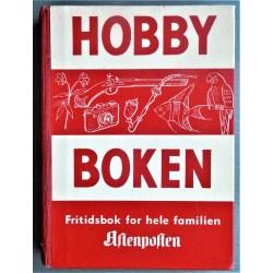 Aftenposten- Hobbyboken- Bind 1- 1954