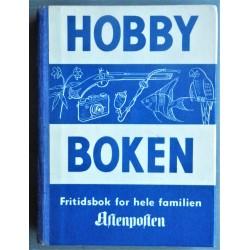 Aftenposten- Hobbyboken- Bind 2- 1955