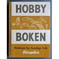 Aftenposten- Hobbyboken- Bind 3- 1956