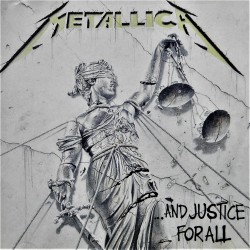 Metallica- And Justice For All (CD)