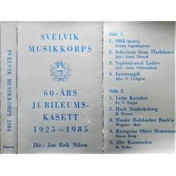 Svelvik Musikkorps- 1925- 1985