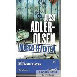 Marco-effekten - Jussi Adler-Olsen - Digikort