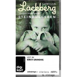 Steinhuggeren - Camilla Läckberg - Digikort