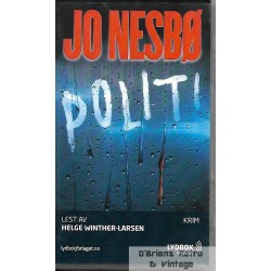 Politi - Jo Nesbø - Digikort