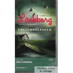 Englemakersken - Camilla Läckberg - Digikort