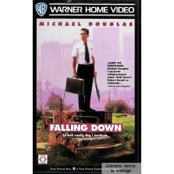 Falling Down - En helt vanlig dag i storbyen - VHS