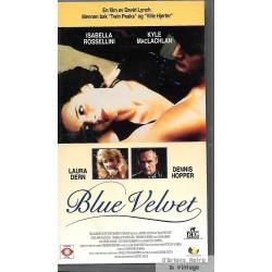Blue Velvet - En film av David Lynch - VHS
