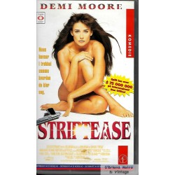 Striptease - VHS
