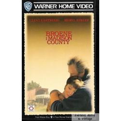 Broene i Madison County - VHS