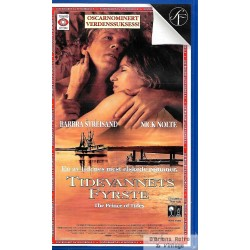 Tidevannets fyrste - The Prince of the Tides - VHS