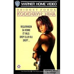 Kodenavn: Nina - VHS