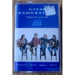 Gitarkameratene: Typisk norsk