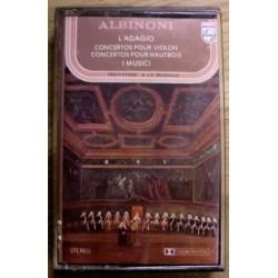 Albinoni: L`Adagio - Concertos Pour Violon