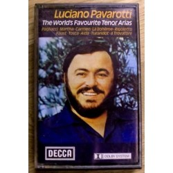 Luciano Pavarotti: World`s Favourite Tenor Arias