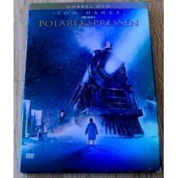 Robert Zemeckis: Polarekspressen - Dobbel DVD