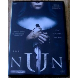 The Nun: Pray you don't see her!