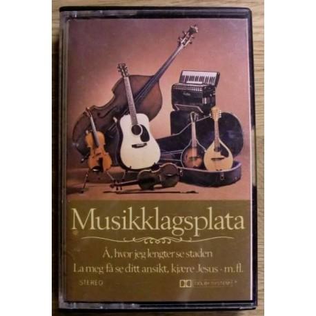 Musikklagsplata
