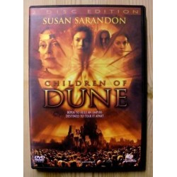 Susan Sarandon: Children of Dune (dobbel-DVD)