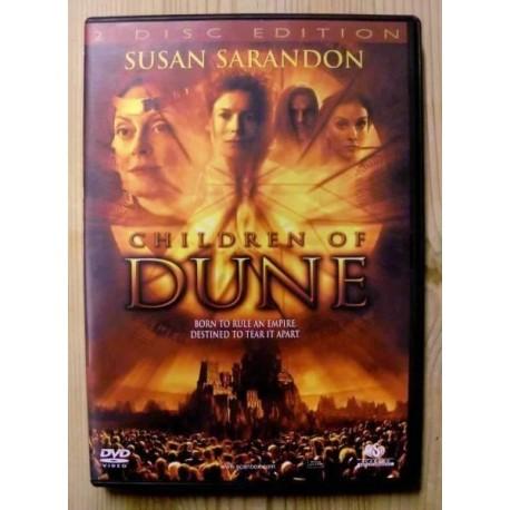 Susan Sarandon: Children of Dune (dobbel-DVD)