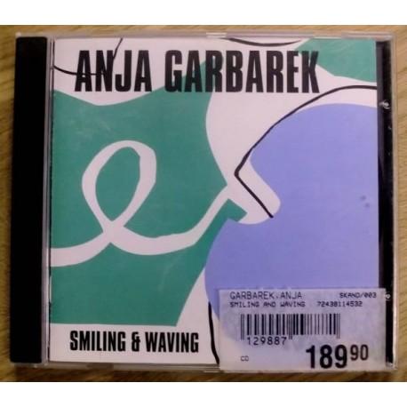 Anja Garbarek: Smiling & Waving