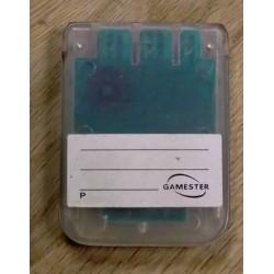 Gamester Memory Card