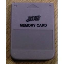 MW Memory Card
