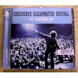 Creedence Clearwater Revival: Platinum - 2 CD-er