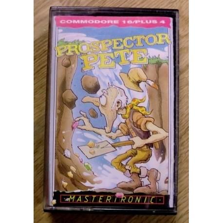 Prospector Pete (C16/Plus4)