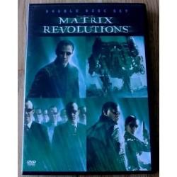 Matrix Revolutions: Double Disc Set