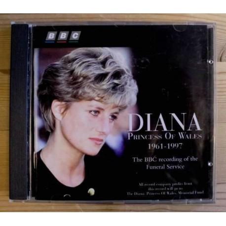 Diana Princess of Wales 1961 - 1997