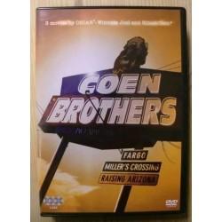 Coen Brothers: Fargo, Miller`s Crossing og Raising Arizona