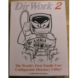 Dir Work 2 - Filbehandlingsprogram